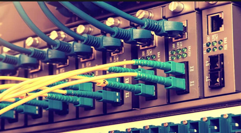 structured cabling and networking