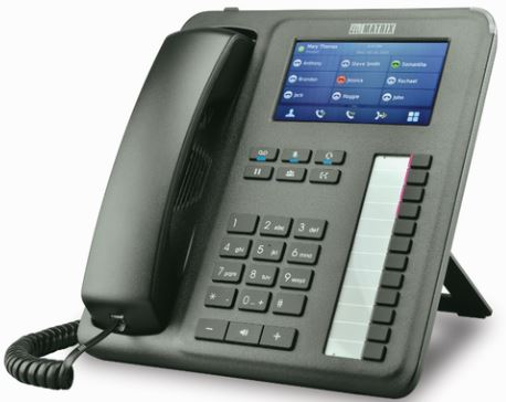 IP based office telephone system