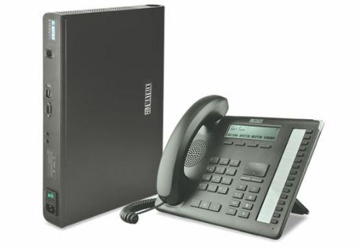 Hospitality PBX intercom system