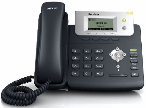 The Yealink T21 SIP Phone Review