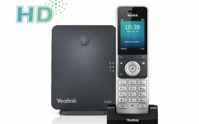 The Yealink Wireless DECT Phone Review