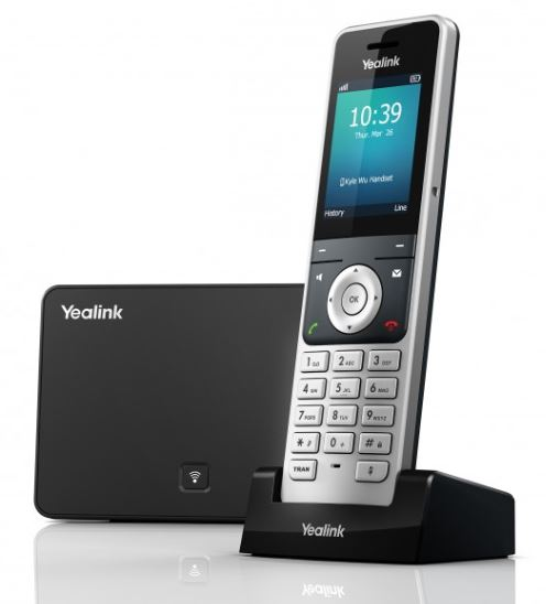 Reset Yealink W56P base wireless phone system
