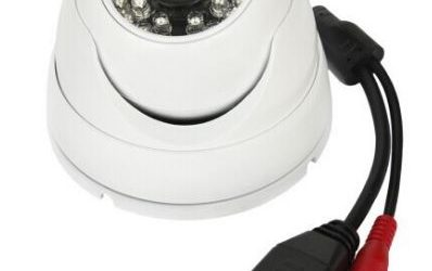 IP cameras versus Analog CCTV cameras